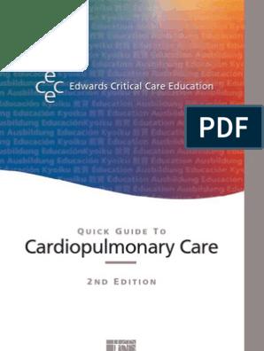 Quick guide to Cardiopulmonary Care | Diastole | Coronary