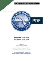 2010 Proposed Audit Plan