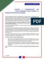 Covid19 Ehpad - Protocole Fetes de Fin d Annee Vf