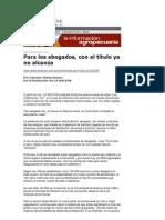 ABOGACIA+-+PARA+LOS+ABOGADOS,+CON+EL+TITULO+NO+ALCANZA+-+PAPER