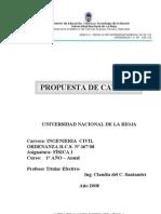 PROP CATEDRA FISICA I ING CIVIL 2008