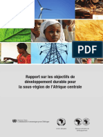 Rapport sur le développement Afrique centrale