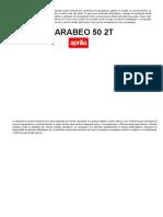 [UM] Scarabeo 50 2T (2006)