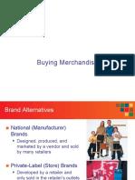 3 Merchandise buying