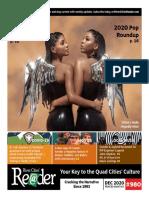 River Cities Reader #980 - December 2020
