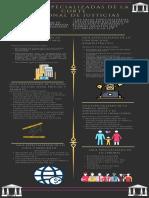 INFOGRAMA DE Salas Especializadas de la Corte Nacional de Justicias