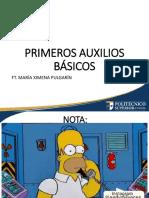 07.PRIMEROS AUXILIOS BÁSICOS 1