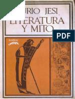 Jesi Furio - Literatura y mito - partes