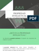 Propiedad Intelectual para Emprendedores (México)