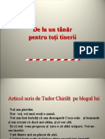 Tudor Chirila-Punct