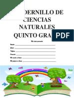 CUADERNILLO DE CIENCIAS NATURALES quinto (2)