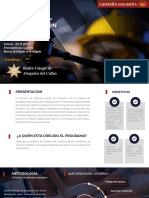 Brochure DEAL 2020 VIII NAVIDAD