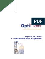 09 - Personnalisation_ d_OptiMaint.pdf