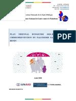 Draft1_Plan Triennal Budgétisé CPS 2020-2022_Bénin