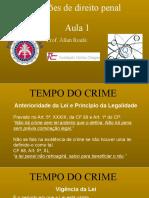 Direito Penal 02 - Tempo