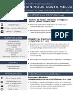 CV HENRIQUE MELLO_ANL MANUTENCAO PL_VALE