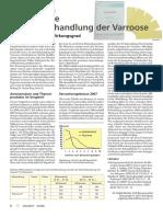 Büchler 2008 db-ADIZ-IF Vergleich Thymol AS Erfolgreiche Varroa Sommerbehandlung