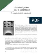 A atitude investigativa no trabalho do assistente social .pdf