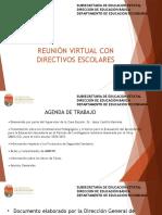 Reunión virtual Criterios de Evaluación Primer Momento (1)