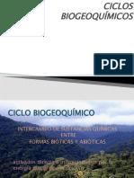 Ciclos biogeoqumicos II