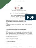 Decreto 23252 2012 de Salvador BA