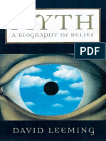 Myth-A Biography of Belief - David Leeming