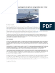 Warship radar technology designers set sights on next