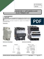 techno de l'appareillage pdf