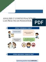 1 Análisis de las prácticas pedagógicas
