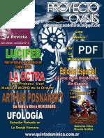 Proyecto Ovnis La Revista 4