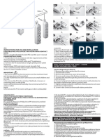 Uputstvo za trostruke i petostruke prikljucnice