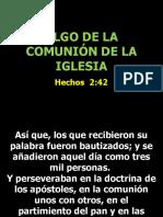 ALGO DE LA COMUNIÓN DE LA IGLESIA.pptx