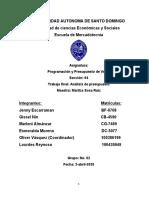Grupo 2, análisis de presupuesto..docx