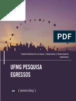 UFMG PESQUISA EGRESSOS - Ebook
