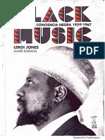 Jones. Black Music