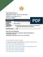 ACTIVIDAD # COMPETENCIA AGRICOLA MES DE SEPTIEMBRE 2020