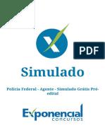 simulado PF