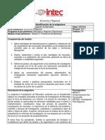 MER324_INVESTIGACION DE MERCADOS-Juan Mejia -LISTO
