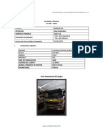 Informe Tecnico N°80-20-HM-CONCAR S.A.- Evaluacion de camion de emulsion 11C8002