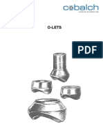 specificatie thredolets