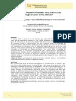 Artigo Psicologia do desenvolvimento Uma subàrea da psicologia ou uma nova ciência - 09.09.2020.pdf
