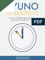 Ayuno Intermitente 2 Edición