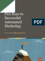 5 Keys to Successful Automated Marketing .pdf