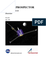 Lunar Prospector End of Mission Overview Press Kit