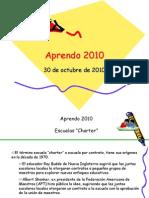 Escuelas Charter - Sonia Vasquez Esposito