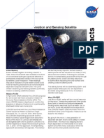 NASA Facts LCROSS Lunar Crater Observation and Sensing Satellite