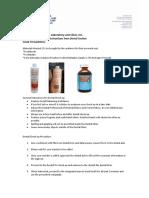 MMLCI Advisory -  Dental Guidelines