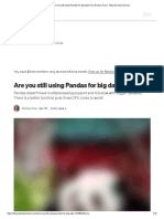 Are you still using Pandas for big data_ _ by Roman Orac _ Towards Data Science
