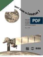 Science Writer's Guide to Landsat 7