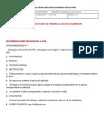 Roscado Manual